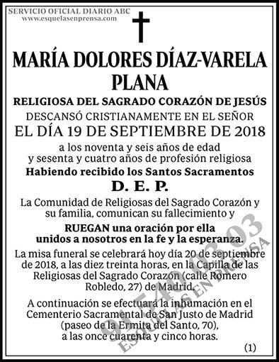 María Dolores Díaz-Varela Plana
